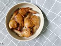 【粽子創意料理】雞翅包粽