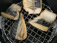 氣炸鍋 烤鯖魚