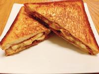 貓王三明治 Elvis sandwich