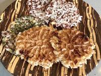 親子料理 健康米餅 藜麥海苔鹹米餅