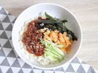 韓國辣醬拌麵 (韓綜姜食堂自製辣醬)