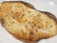氣炸鍋香煎鱈魚