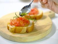 番茄麵包Pan con tomate