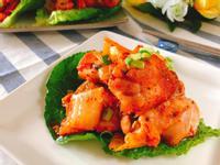 韓式泡菜嫩雞(便當菜)