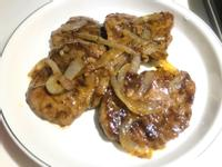 👩🏻🍳蘑菇醬豬排