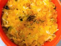 南瓜菇菇焗烤-全國電子竹東北興氣炸鍋食譜
