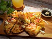 培根蔬菜煎餅 - 好菇道營養料理
