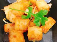 XO醬蘿蔔糕-全國電子竹東北興氣炸鍋食譜