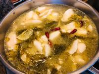 金湯酸菜水煮魚