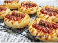 熱狗沙拉麵包(低溫冷藏法)