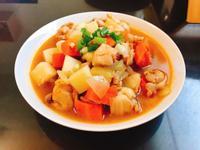 紐奧良馬鈴薯燉雞肉