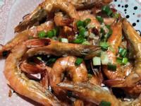 椒鹽蝦-板橋館氣炸鍋食譜