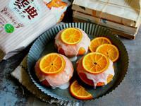蜜橙甜甜圈『 麥典實作工坊麵包專用粉 』