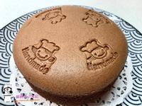 巧克力戚風蛋糕《水浴法》