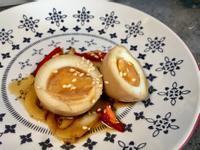 涼拌洋蔥溏心蛋