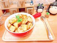 義式香料烤薯塊