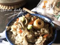 舞菇雞胸炊飯「好菇道營養食譜」