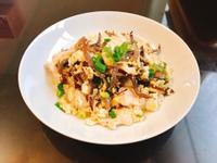 木須蛋燴雞肉(減脂料理)
