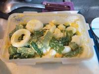 減肥中的小黃瓜蛋沙拉(無美乃滋)