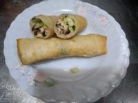 韭菜菇菇春捲(好菇道營養料理)