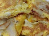 薯片椒鹽煎蛋