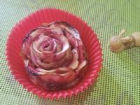 浪漫法式玫瑰蘋果派
