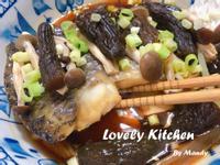 幼瓜蒸鱸魚豆腐鴻喜菇【好菇道營養料理】