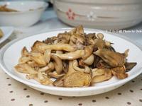 麻油雙菇—「好菇道營養料理」