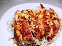 椒麻雞 用煎的脆皮椒麻雞簡單又容易上手