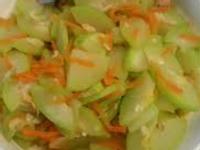 蝦皮炒胡瓜