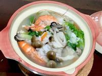 菇菇海鮮粥【好菇道營養料理】