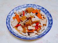 單身族料理—雙菇燒油豆腐食譜分享