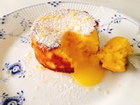 檸檬熔岩蛋糕