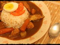 【東煮】老師沒教的事-日式咖哩 Japanese Curry
