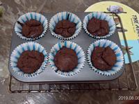 簡易巧克力杯子蛋糕