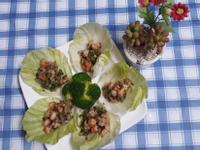 泰式舞菇蝦鬆(好菇道營養料理)