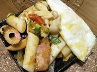 台式菇菇辣炒年糕【好菇道營養料理】