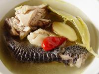 【厚生廚房】酸菜雞肉湯