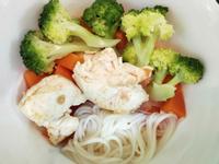 半電子鍋副食品-番茄雞肉(義大利)麵