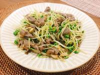芽菜炒牛肉