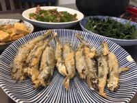 氣炸柳葉魚