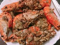 氣炸泰國胡椒蝦