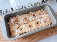 <今天在家吃>零廚藝麻糬香蕉蛋糕