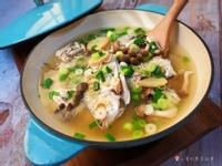 鮮魚菇菇味噌湯 - 好菇道營養料理