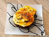 焗烤黑木耳圓茄.柯媽媽の植物燕窩