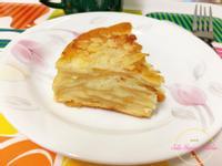 杏仁蘋果派蛋糕