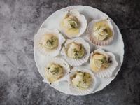 低醣料理 <海鮮> 法式奶油烤扇貝