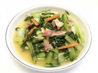 👩🏻🍳培根青江菜
