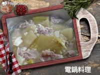 酸菜豆腐肉片湯