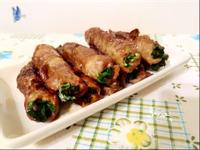 【氣炸鍋料理】韭菜肉捲